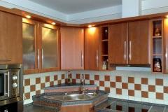 Klasické kuchyně vytvořené podle přání klienta