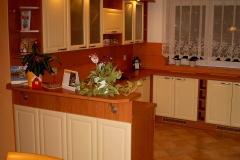 Klasické kuchyně v bytě