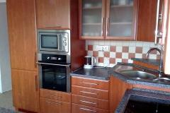 Klasická kuchyň vytvořená podle přání klienta