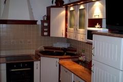 Rustikální kuchyně na zakázku