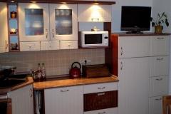 Rustikální kuchyň na zakázku