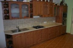Rustikální kuchyně dle přání klienta